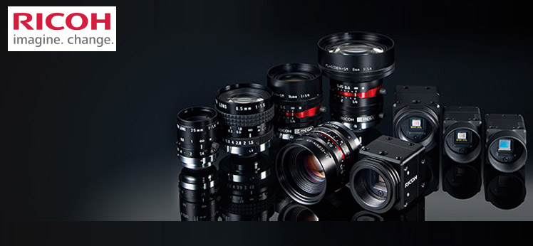 Ricoh Machine Vision Lenses Dealer India