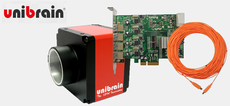 Unibrain Firewire Hardware Software Dealer India